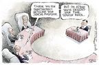 Cartoonist Nick Anderson  Nick Anderson's Editorial Cartoons 2005-09-16 supreme court nominee