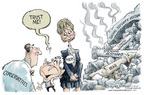 Cartoonist Nick Anderson  Nick Anderson's Editorial Cartoons 2005-10-18 social reform