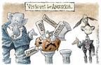 Cartoonist Nick Anderson  Nick Anderson's Editorial Cartoons 2005-10-25 lantern