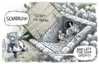 Cartoonist Nick Anderson  Nick Anderson's Editorial Cartoons 2005-11-10 classified information