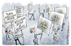 Cartoonist Nick Anderson  Nick Anderson's Editorial Cartoons 2005-11-29 science