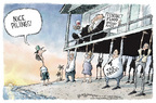 Cartoonist Nick Anderson  Nick Anderson's Editorial Cartoons 2005-12-06 flood