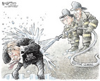 Cartoonist Nick Anderson  Nick Anderson's Editorial Cartoons 2006-04-11 classified information