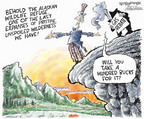 Cartoonist Nick Anderson  Nick Anderson's Editorial Cartoons 2006-05-03 animal