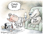 Cartoonist Nick Anderson  Nick Anderson's Editorial Cartoons 2006-07-02 conservative media