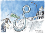 Cartoonist Nick Anderson  Nick Anderson's Editorial Cartoons 2006-08-01 legislator