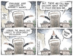 Cartoonist Nick Anderson  Nick Anderson's Editorial Cartoons 2006-08-24 credible