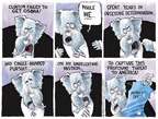 Cartoonist Nick Anderson  Nick Anderson's Editorial Cartoons 2006-09-28 failure