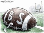 Cartoonist Nick Anderson  Nick Anderson's Editorial Cartoons 2006-12-05 college sports