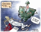 Cartoonist Nick Anderson  Nick Anderson's Editorial Cartoons 2007-03-30 truth