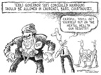 Cartoonist Nick Anderson  Nick Anderson's Editorial Cartoons 2007-05-02 mental health