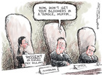 Cartoonist Nick Anderson  Nick Anderson's Editorial Cartoons 2007-05-31 Samuel Alito
