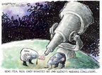 Cartoonist Nick Anderson  Nick Anderson's Editorial Cartoons 2007-06-01 science