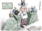Cartoonist Nick Anderson  Nick Anderson's Editorial Cartoons 2007-06-27 campaign