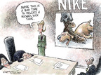 Cartoonist Nick Anderson  Nick Anderson's Editorial Cartoons 2007-07-22 animal