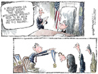 Cartoonist Nick Anderson  Nick Anderson's Editorial Cartoons 2007-08-23 honor