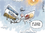 Cartoonist Nick Anderson  Nick Anderson's Editorial Cartoons 2008-01-25 debt