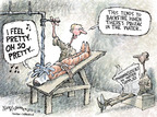 Cartoonist Nick Anderson  Nick Anderson's Editorial Cartoons 2008-03-12 mental health