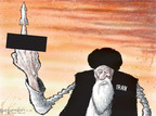 Cartoonist Nick Anderson  Nick Anderson's Editorial Cartoons 2008-07-10 Iran