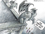 Cartoonist Nick Anderson  Nick Anderson's Editorial Cartoons 2008-07-29 Bush administration