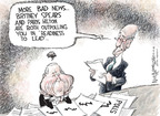 Cartoonist Nick Anderson  Nick Anderson's Editorial Cartoons 2008-10-09 lead to