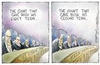 Cartoonist Nick Anderson  Nick Anderson's Editorial Cartoons 2004-11-05 2000 election