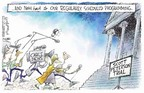 Cartoonist Nick Anderson  Nick Anderson's Editorial Cartoons 2004-11-07 schedule