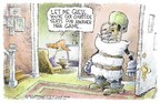 Cartoonist Nick Anderson  Nick Anderson's Editorial Cartoons 2004-11-28 helmet