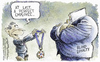 Cartoonist Nick Anderson  Nick Anderson's Editorial Cartoons 2004-12-16 loyal