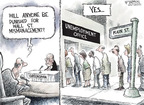 Cartoonist Nick Anderson  Nick Anderson's Editorial Cartoons 2008-10-26 accountability
