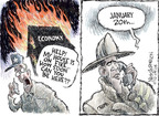Cartoonist Nick Anderson  Nick Anderson's Editorial Cartoons 2008-12-09 2008