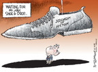 Cartoonist Nick Anderson  Nick Anderson's Editorial Cartoons 2008-12-16 failure