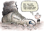 Cartoonist Nick Anderson  Nick Anderson's Editorial Cartoons 2008-12-19 failure
