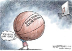 Cartoonist Nick Anderson  Nick Anderson's Editorial Cartoons 2009-01-18 social reform