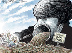 Cartoonist Nick Anderson  Nick Anderson's Editorial Cartoons 2009-01-28 impeachment