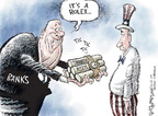 Cartoonist Nick Anderson  Nick Anderson's Editorial Cartoons 2009-02-12 taxpayer