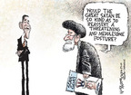 Cartoonist Nick Anderson  Nick Anderson's Editorial Cartoons 2009-06-23 Iran