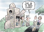 Cartoonist Nick Anderson  Nick Anderson's Editorial Cartoons 2009-07-30 birtherism