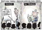Cartoonist Nick Anderson  Nick Anderson's Editorial Cartoons 2009-09-04 accountability