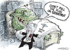 Cartoonist Nick Anderson  Nick Anderson's Editorial Cartoons 2009-09-10 euthanasia