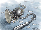 Cartoonist Nick Anderson  Nick Anderson's Editorial Cartoons 2009-09-17 flail