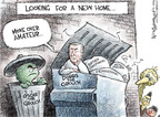 Cartoonist Nick Anderson  Nick Anderson's Editorial Cartoons 2009-11-13 birtherism