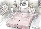 Cartoonist Nick Anderson  Nick Anderson's Editorial Cartoons 2010-08-06 lesbian marriage