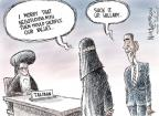 Cartoonist Nick Anderson  Nick Anderson's Editorial Cartoons 2010-10-15 diplomatic