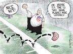 Cartoonist Nick Anderson  Nick Anderson's Editorial Cartoons 2010-10-21 football