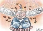 Cartoonist Nick Anderson  Nick Anderson's Editorial Cartoons 2010-11-05 tax