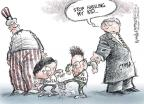 Cartoonist Nick Anderson  Nick Anderson's Editorial Cartoons 2010-12-09 diplomatic