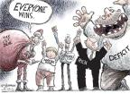 Cartoonist Nick Anderson  Nick Anderson's Editorial Cartoons 2010-12-16 tax
