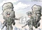 Cartoonist Nick Anderson  Nick Anderson's Editorial Cartoons 2010-12-29 gay military