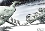 Cartoonist Nick Anderson  Nick Anderson's Editorial Cartoons 2010-12-31 veteran
